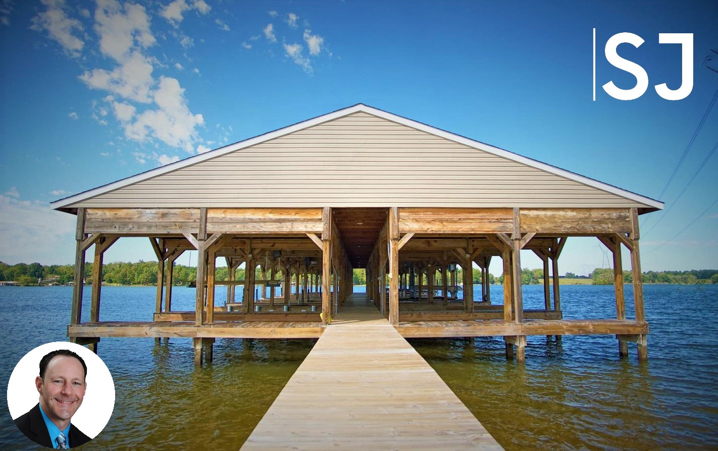 Top Agent Sean Jones Lake Anna waterfront water access homes for sale