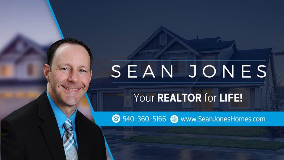 Top realtor in Louisa Virginia sean Jones