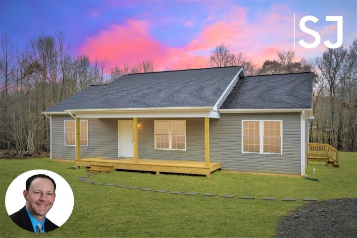 Sold bt Realtor Sean Jones Locust Grove Homes