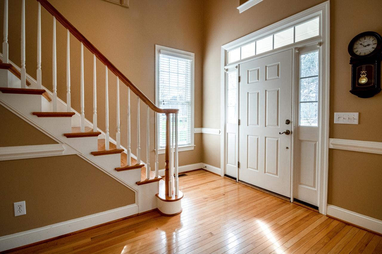 homes for sale with hard wood floors around locust grove virginia by sean jones