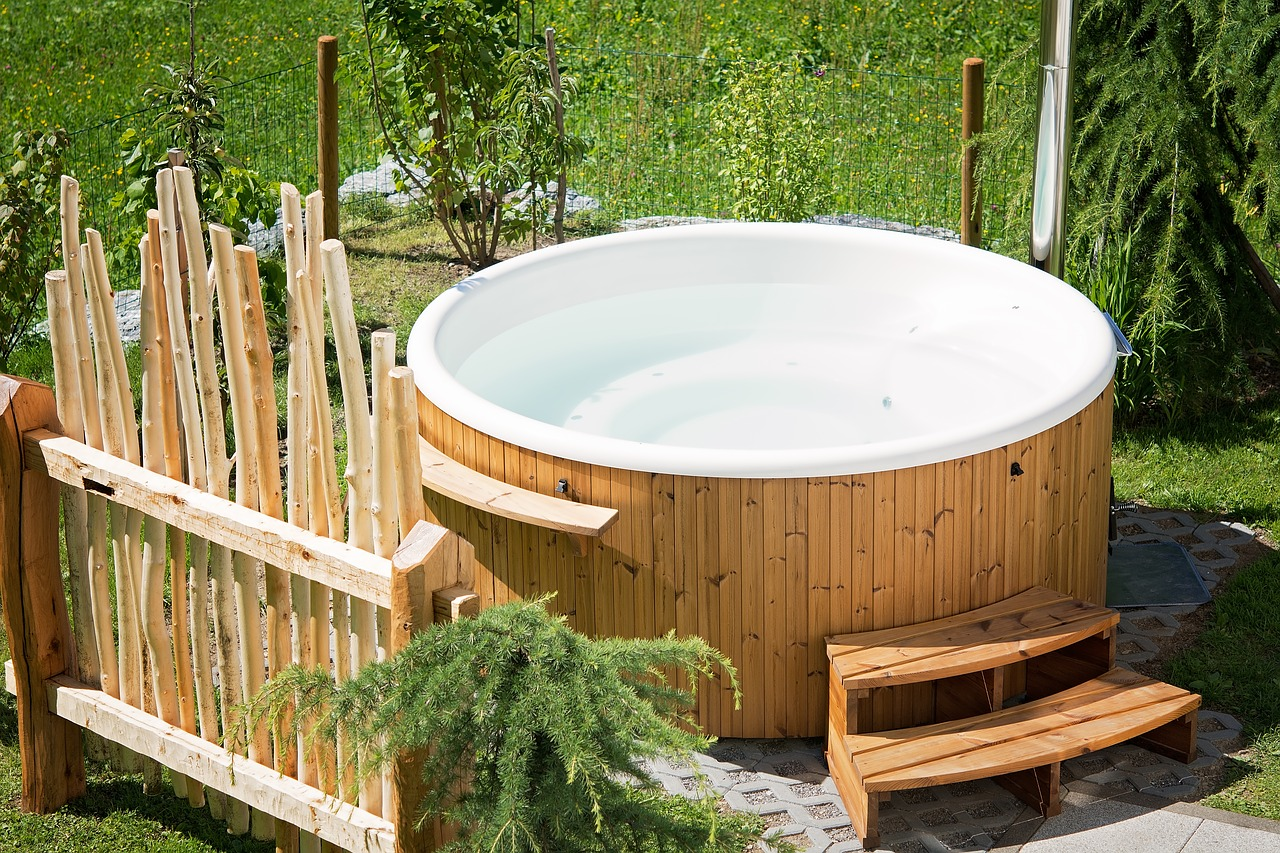 homes for sale with hot tubs near culpeper, orange, or Spotsylvania