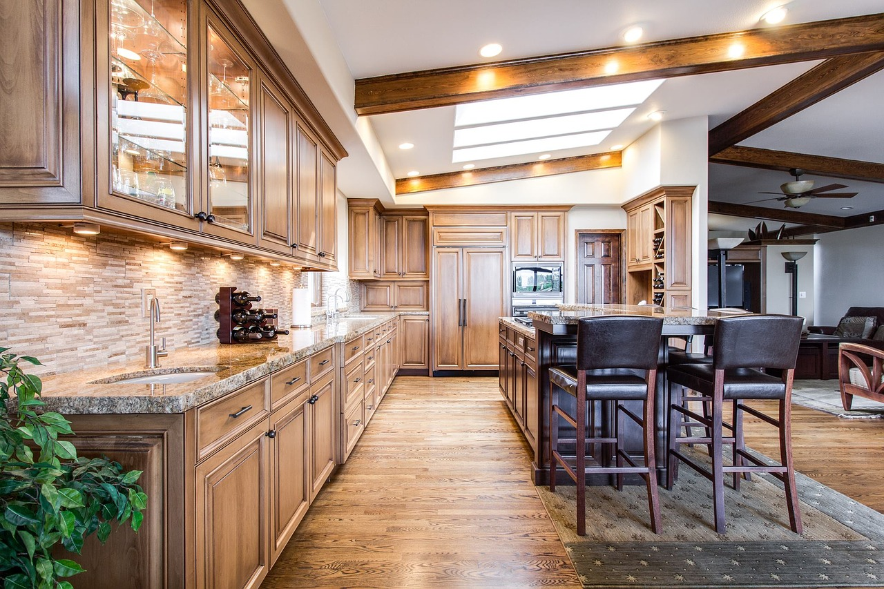 Beautiful kitchen in Locust Grove, VA Sean Jones