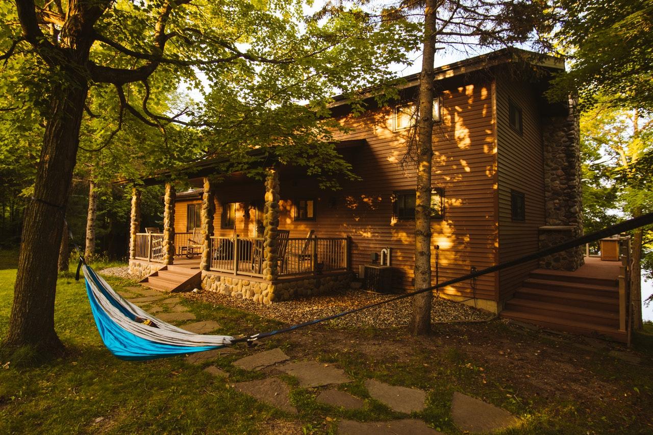 log homes near locust grove virginia by sean jones