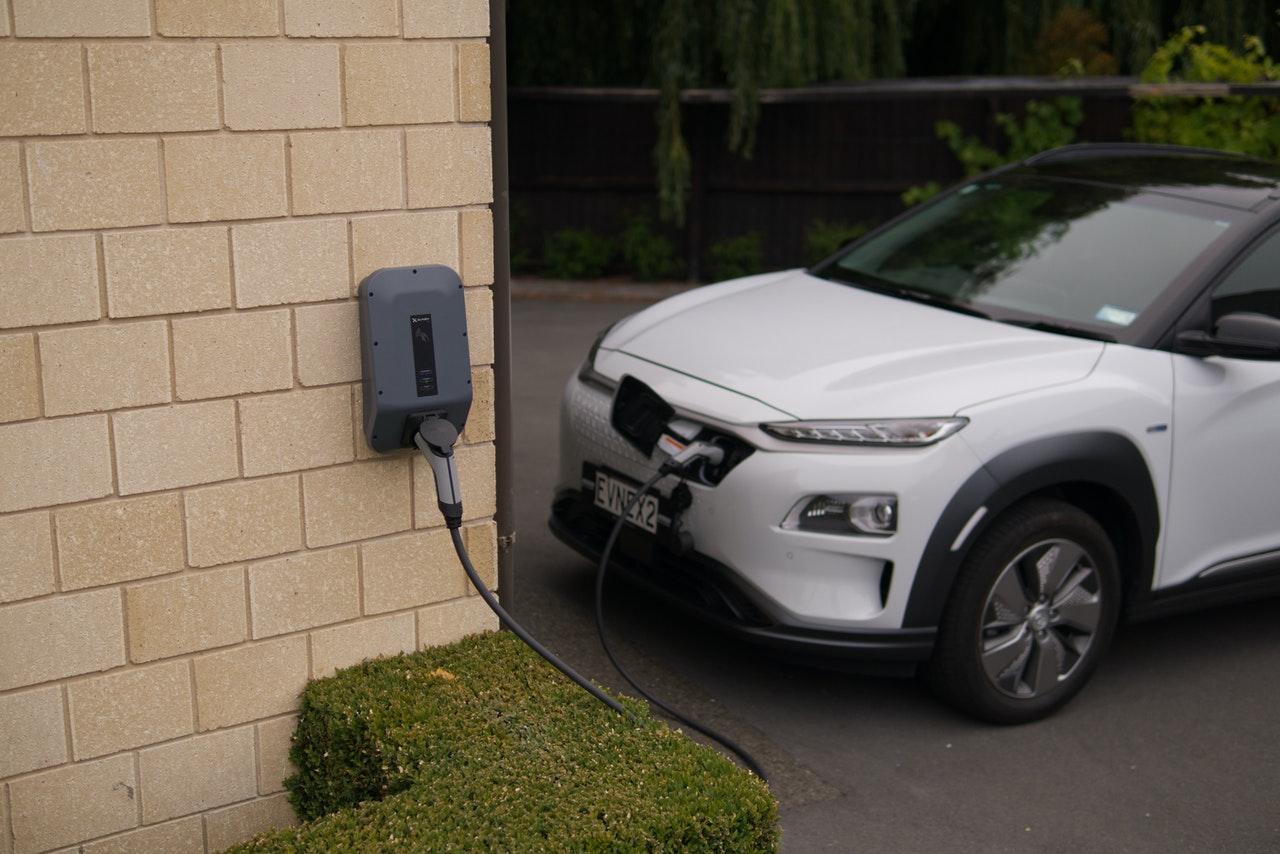 ev charging station in Locust Grove, VA