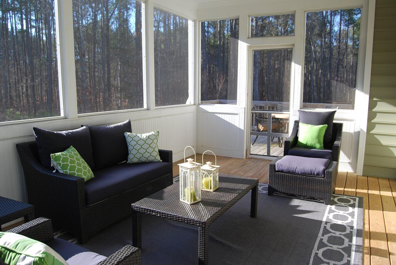 relaxing in Richardsville, VA 22736