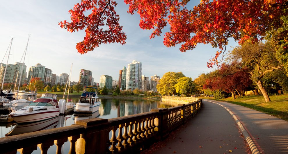 Where Is Vancouver Image