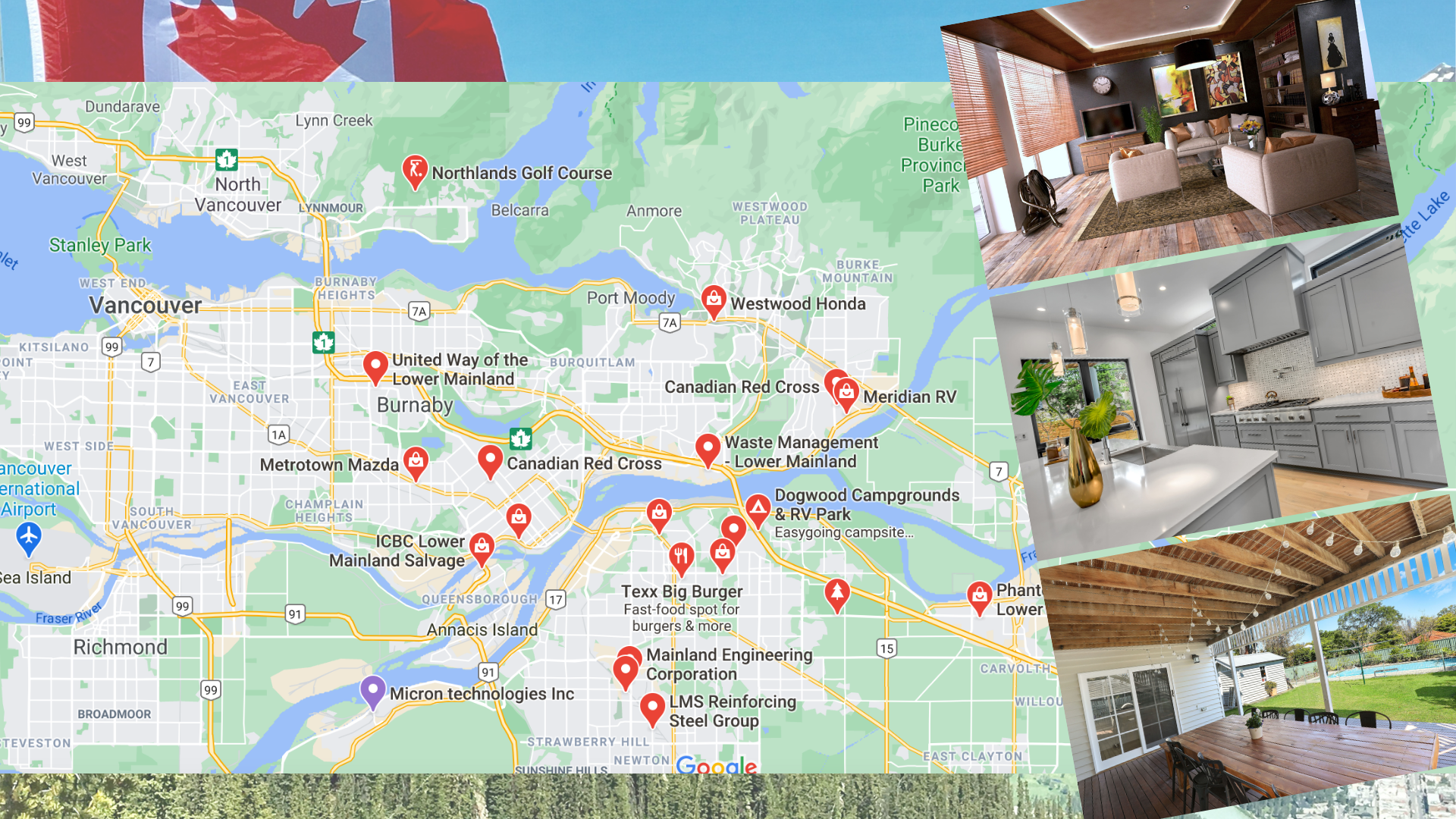 Top 5 Most Affordable Cities In Lower Mainland Canada