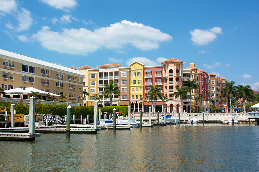 Enjoy convenience and great views with Cape Coral condos.