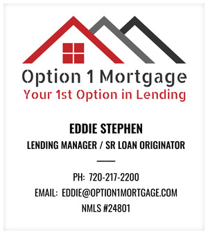 Option 1 Mortgage