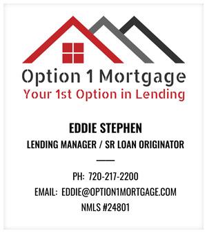 Option 1 Mortgage
