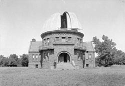The Famous Denver Observatory