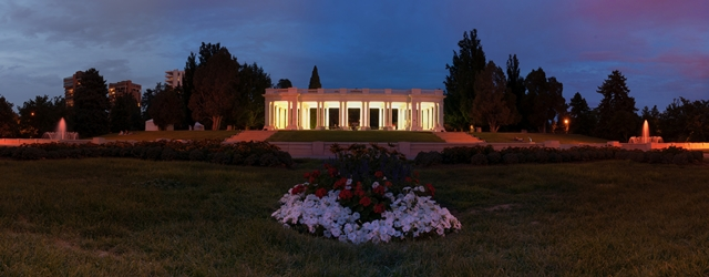 Cheesman Park Pavillion