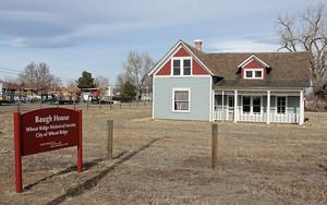 Baugh House in Wheat Ridge Colorado