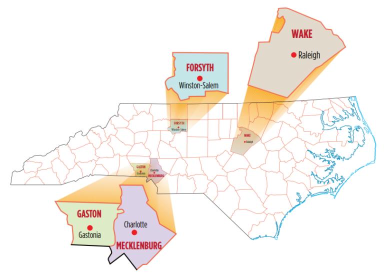 north carolina coverage map
