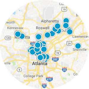 Peachtree City Real Estate Map Search