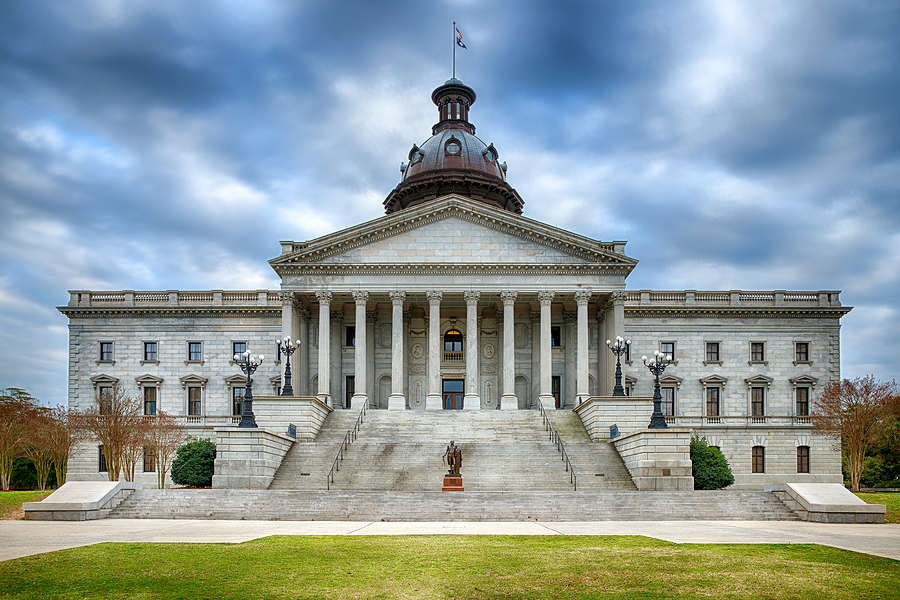 Everyone living in Columbia SC is invited to tour the State House.