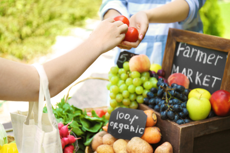Find fresh produce on Columbia SC real estate at Soda City.