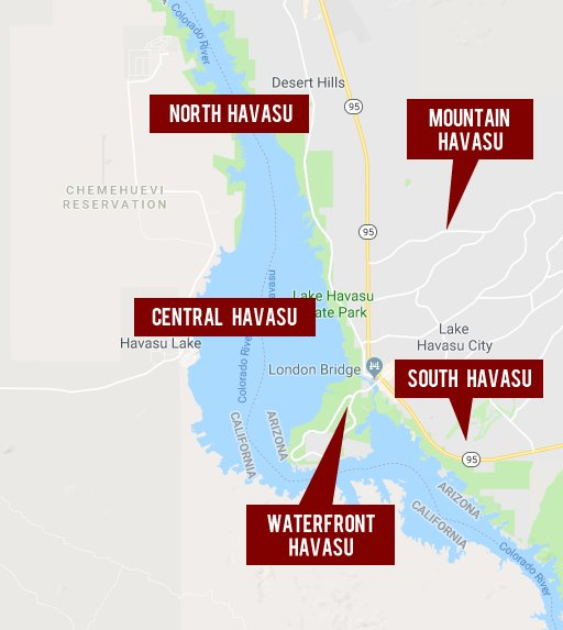 Explore Havasu Real Estate