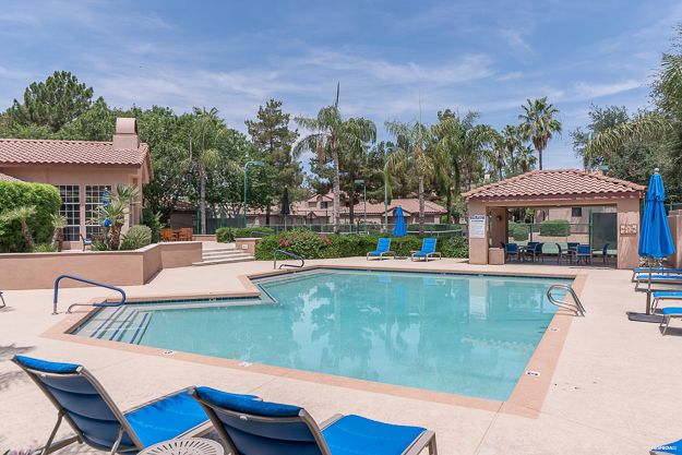 Casabella Condos Scottsdale Pool