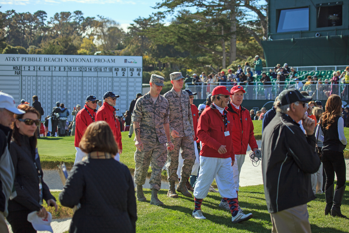 AT&T Pebble Beach Celebrity Pro Am Volunteers