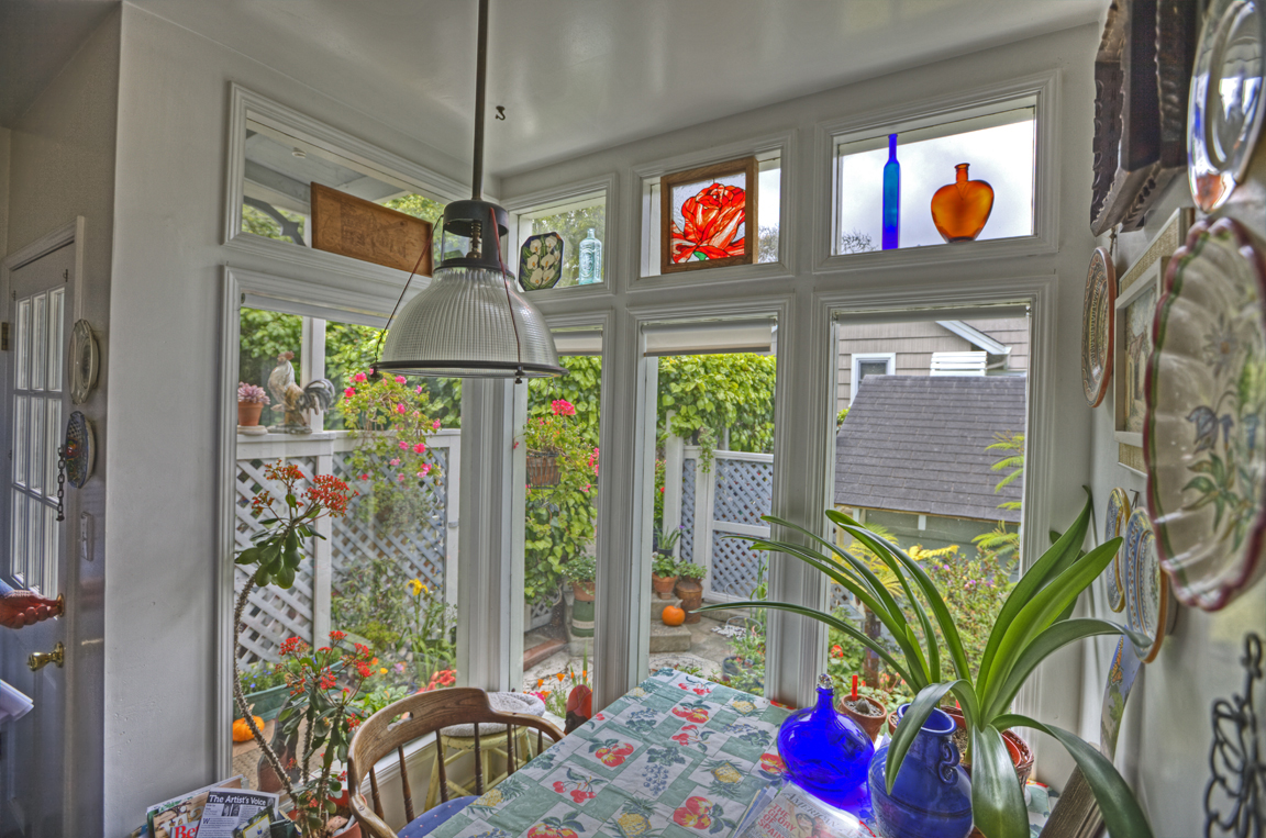 Inside a Pacific grove Victorian Home for sale