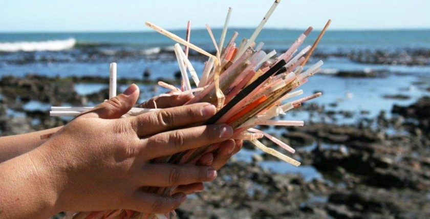 Plastic Straws Banned in Monterey, CA