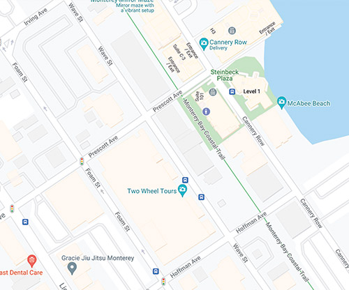cannery row mls map search
