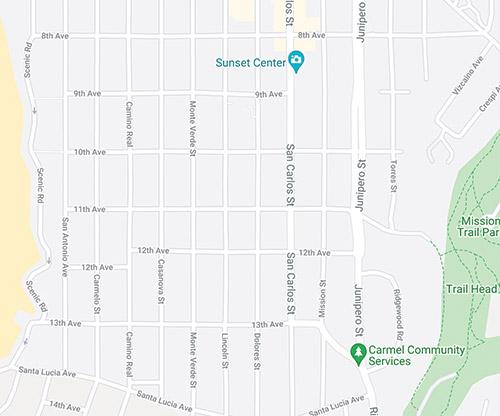 carmel mls map search