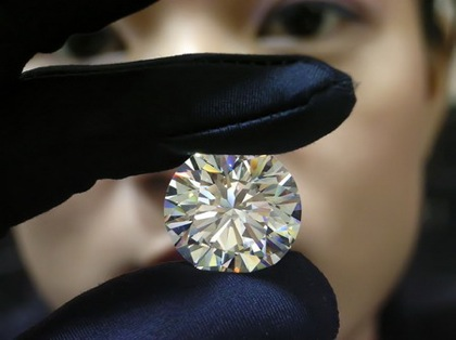 Luxury Diamond Photo