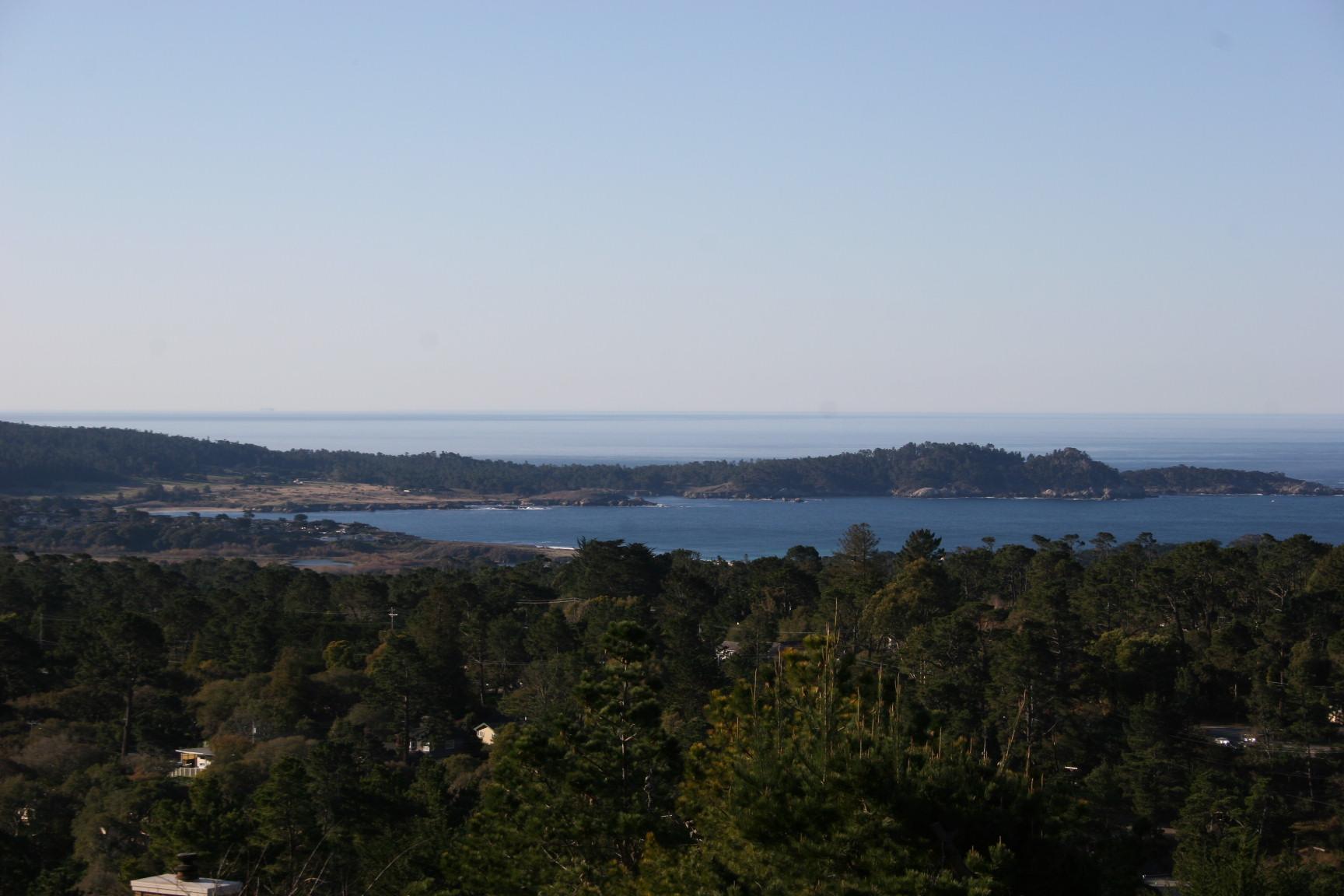 Carmel Point Lobos Ocean View Real Estate