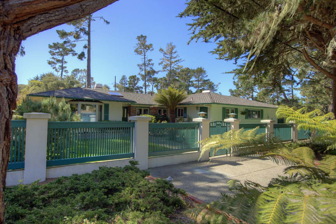 Pebble Beach Mpcc Area Home For Sale