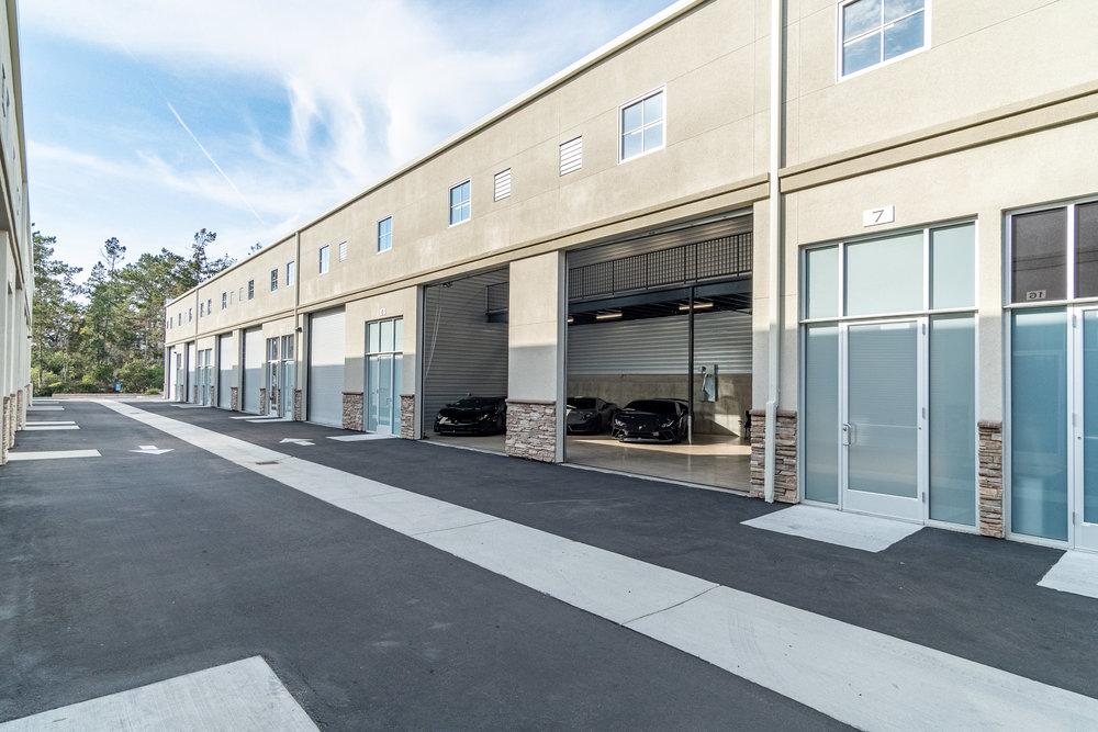 Monterey Motorsports Car Condo for sale