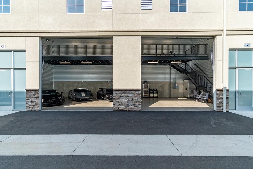 Monterey Motorsports Park Luxury Car Condo