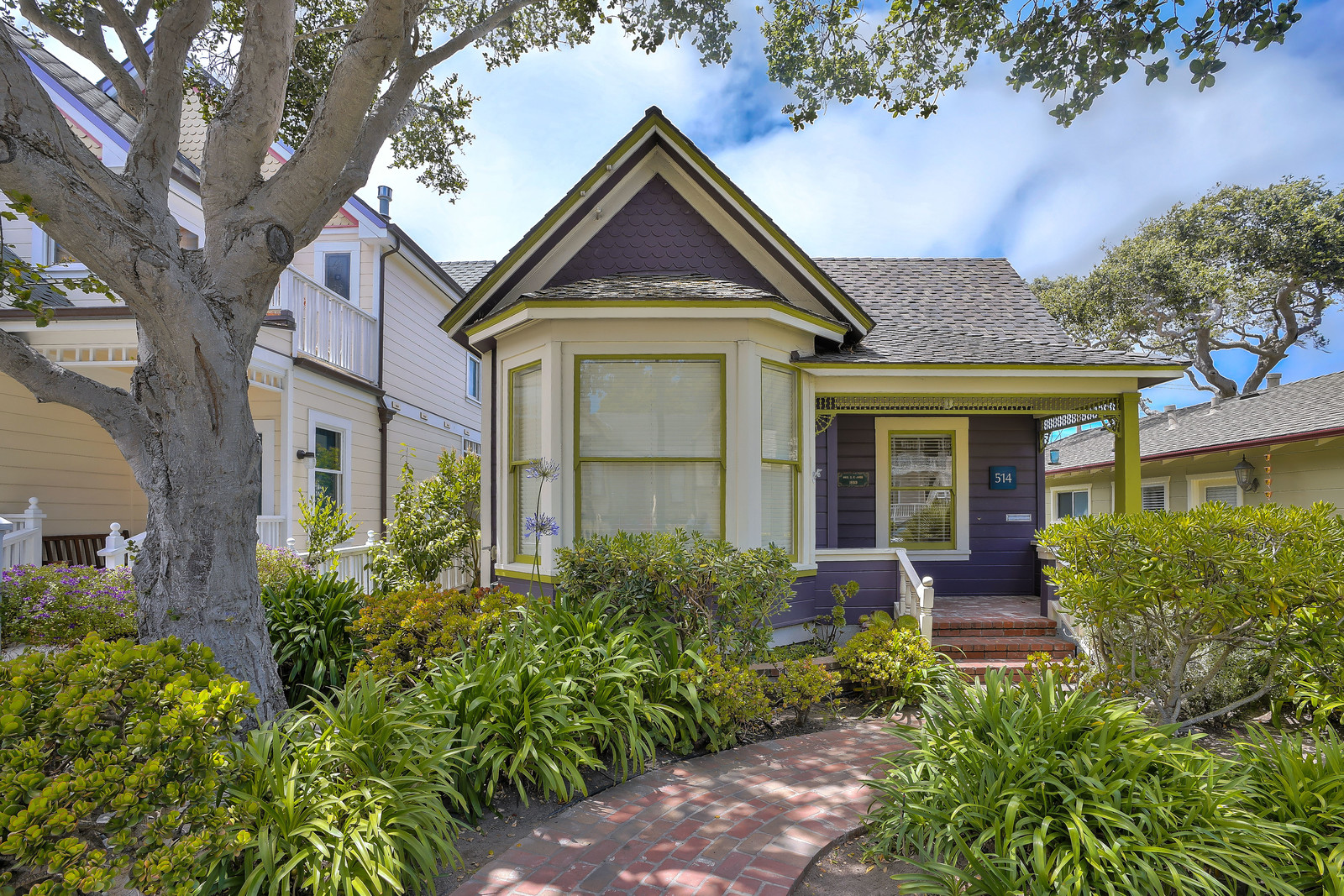 Pacific Grove Victorian Cottage