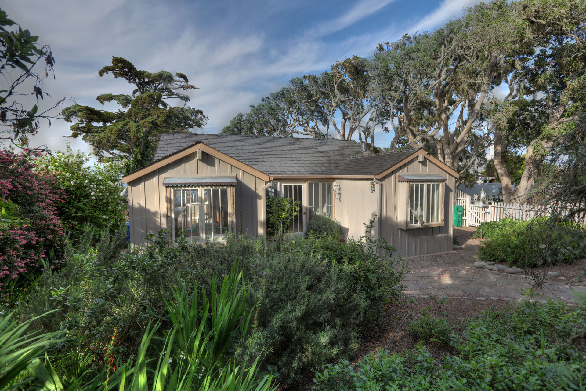 Pacific Grove Ocean View Cottage for sale