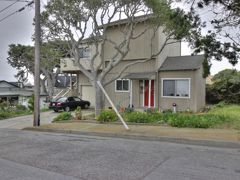 Monterey Ocean View Duplex for sale