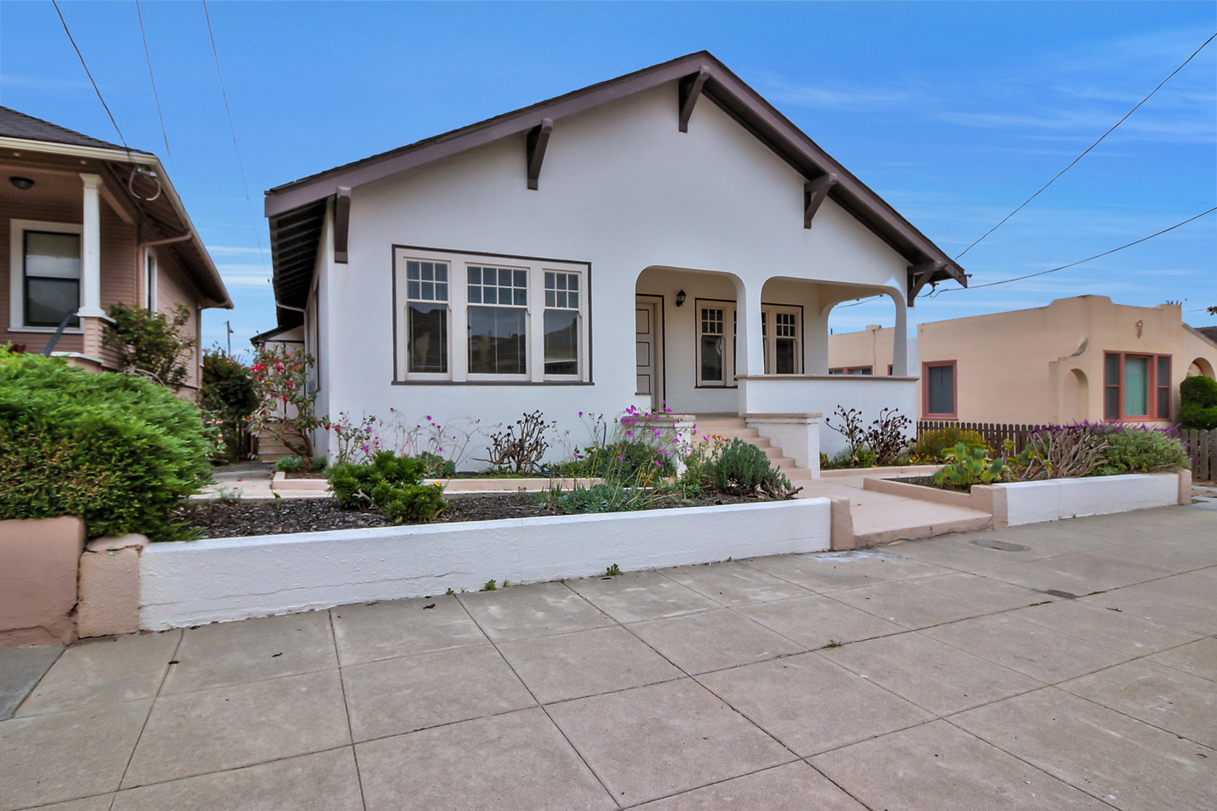 359 watson monterey ocean view home for sale with for Homes for sale with guest house
