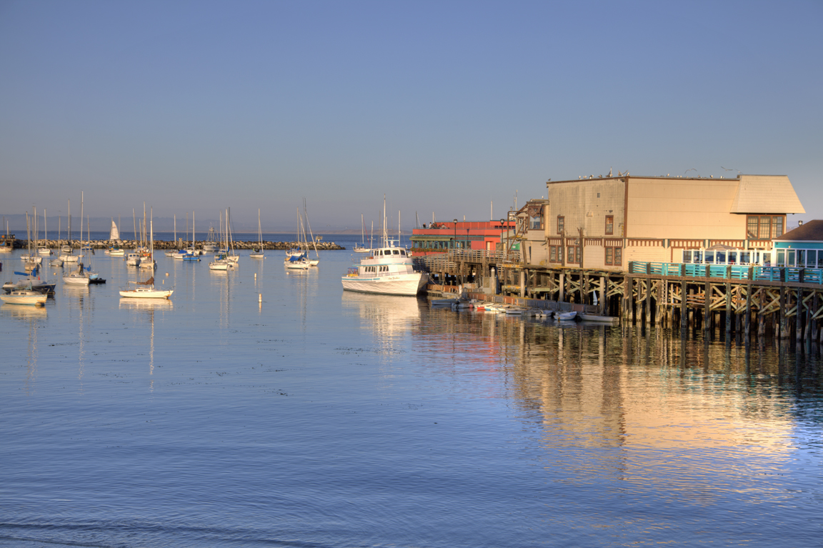 Monterey Wharf #1