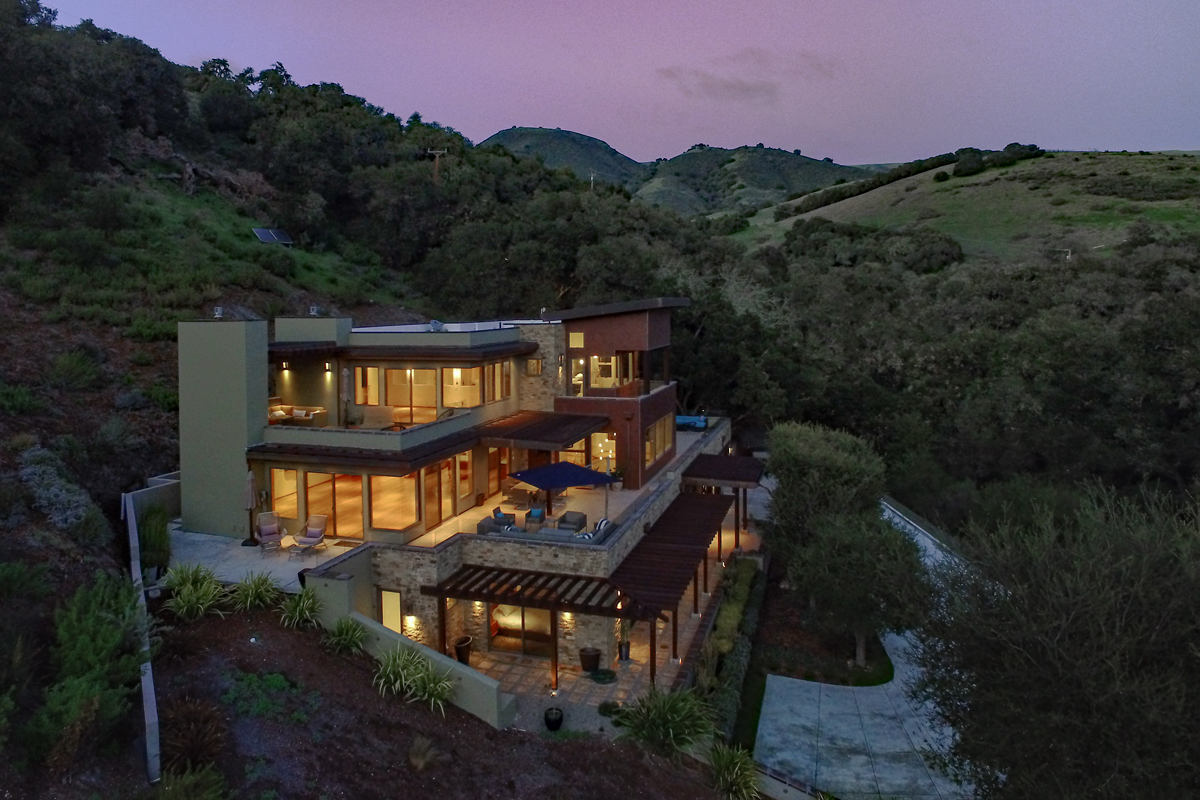 Carmel Valley Contemporary Home for sale
