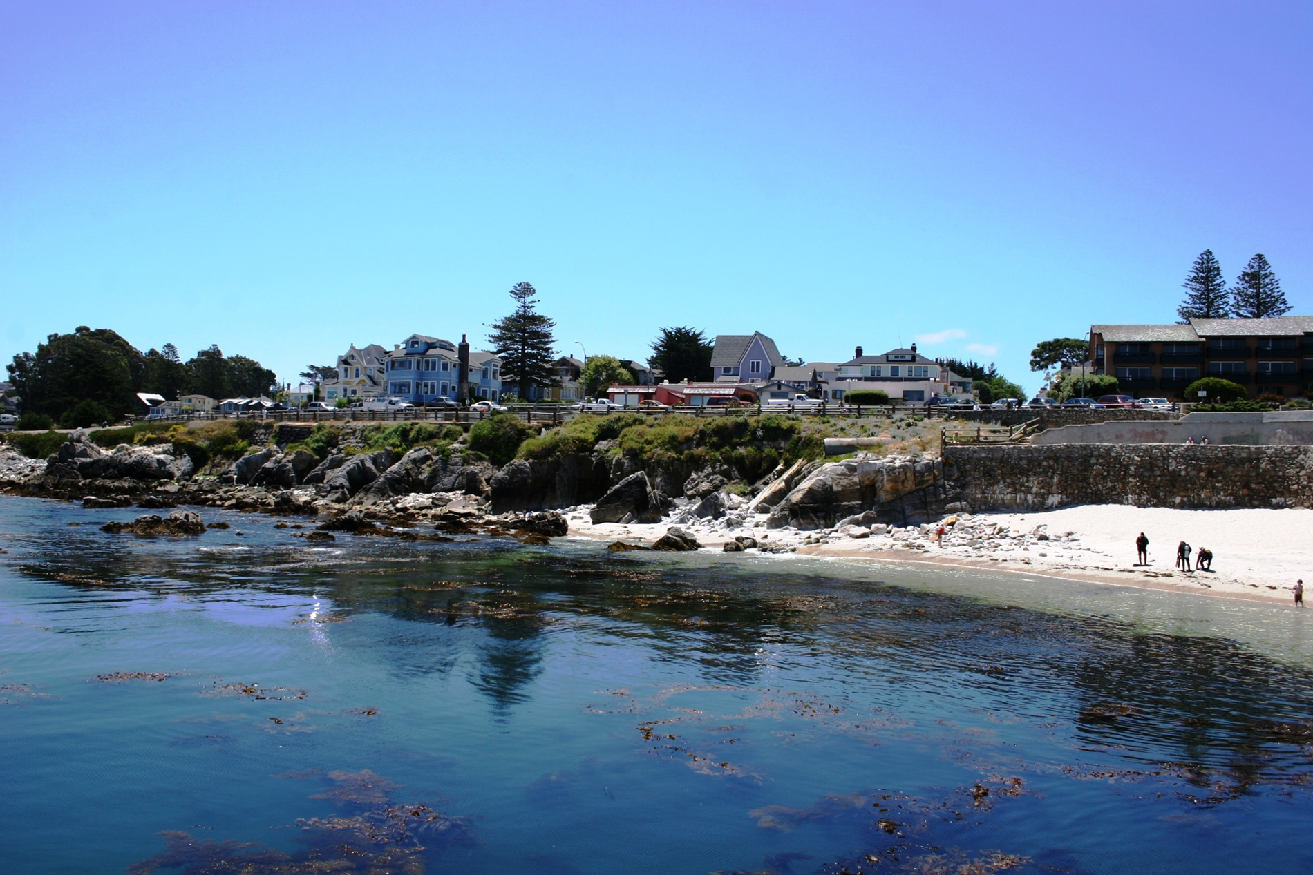 Water Front Real Estate in Pacific Grove
