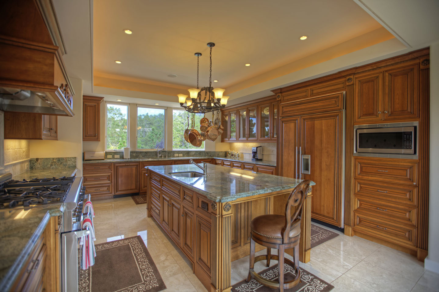Monterra Ranch Kitchen