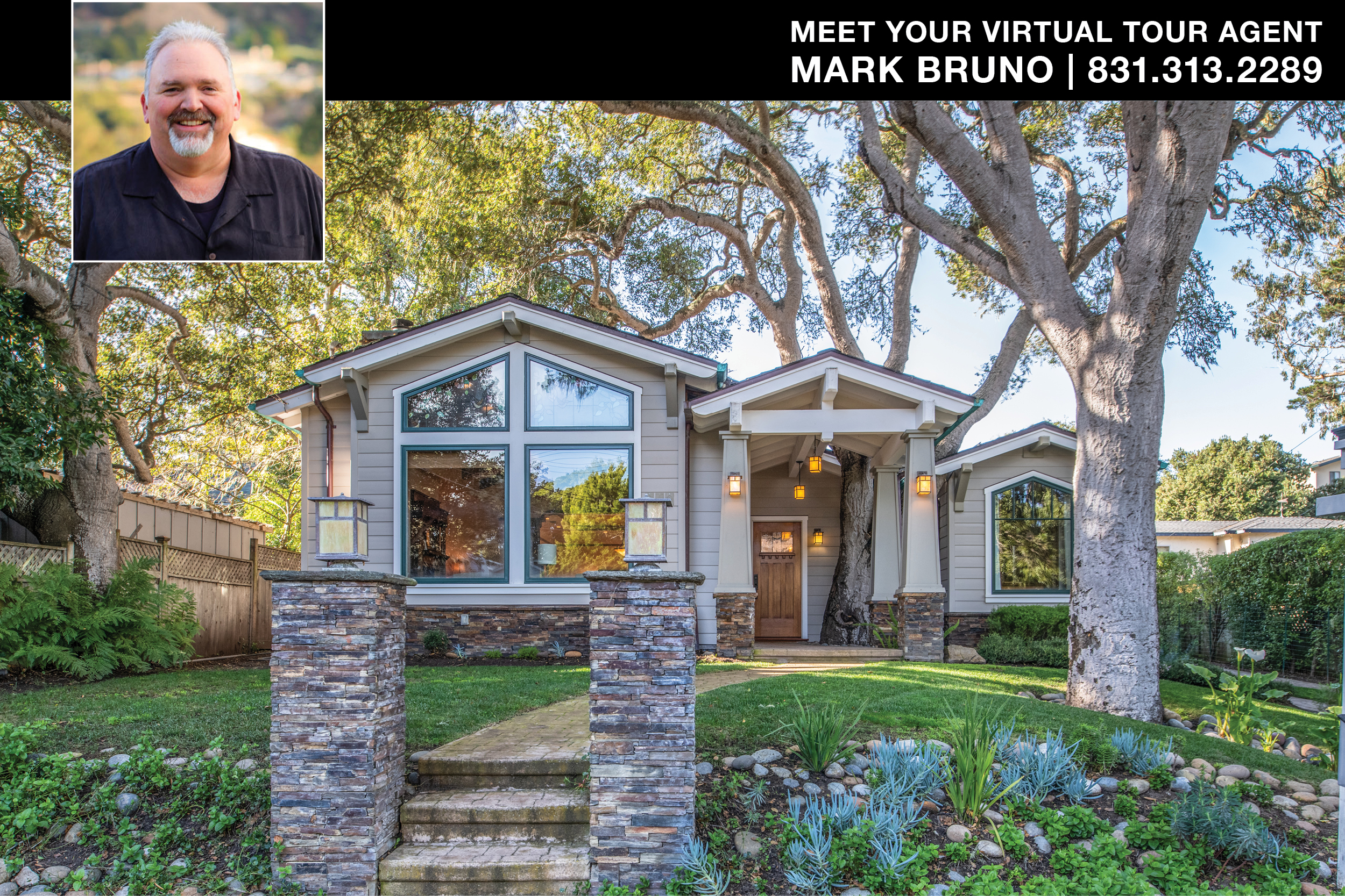 Pacific Grove Luxury Home for sale