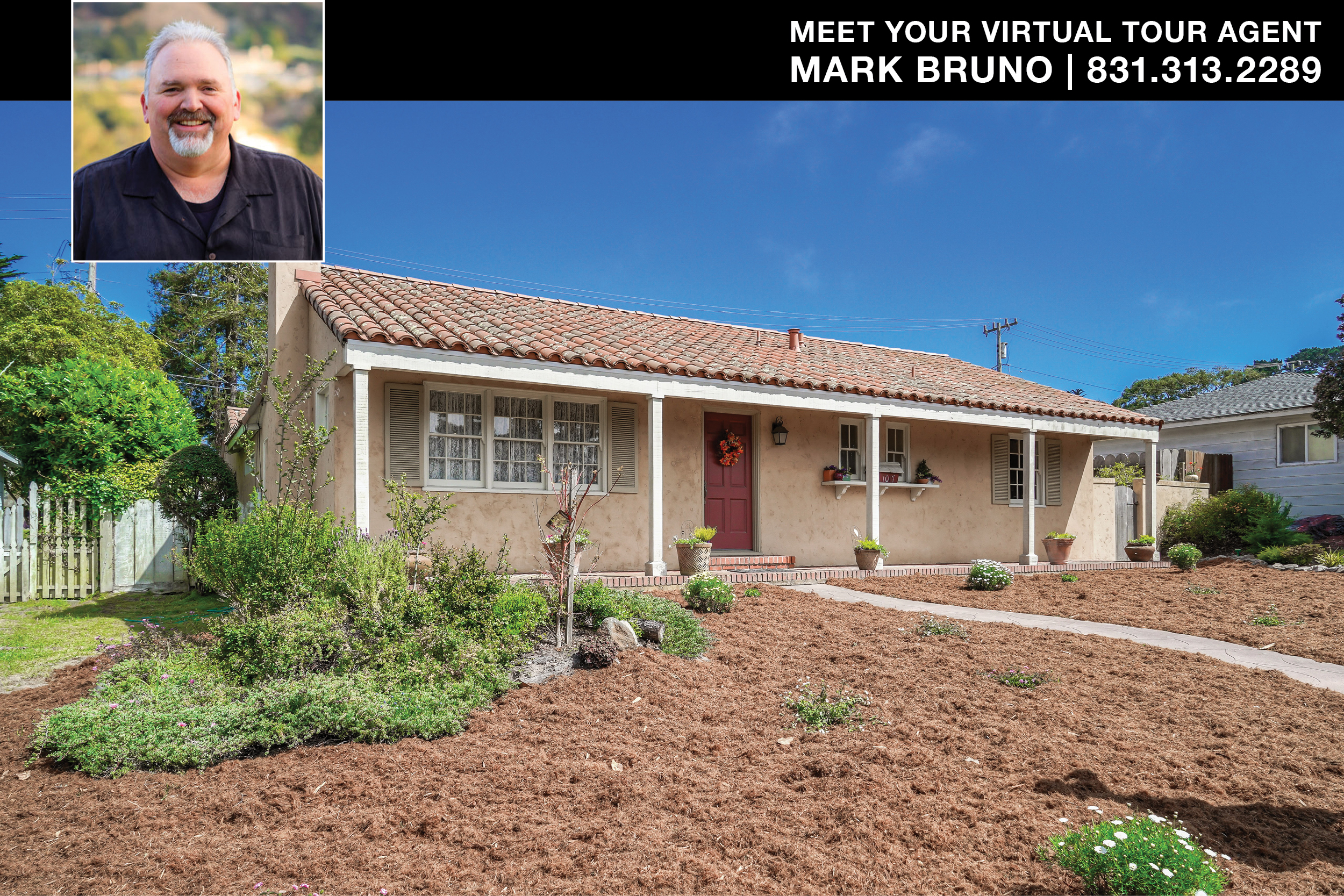 Pacific Grove home for sale