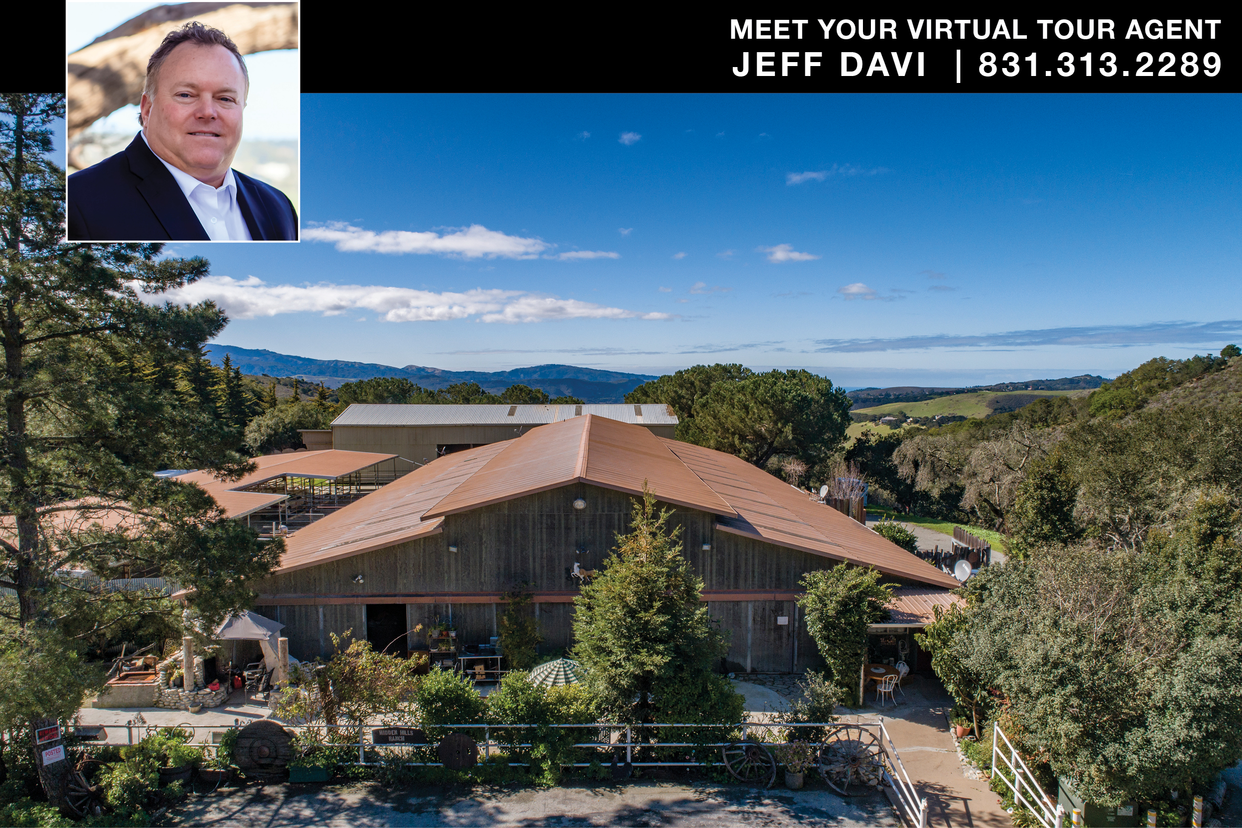 Carmel Valley Equestrian Ranch for sale