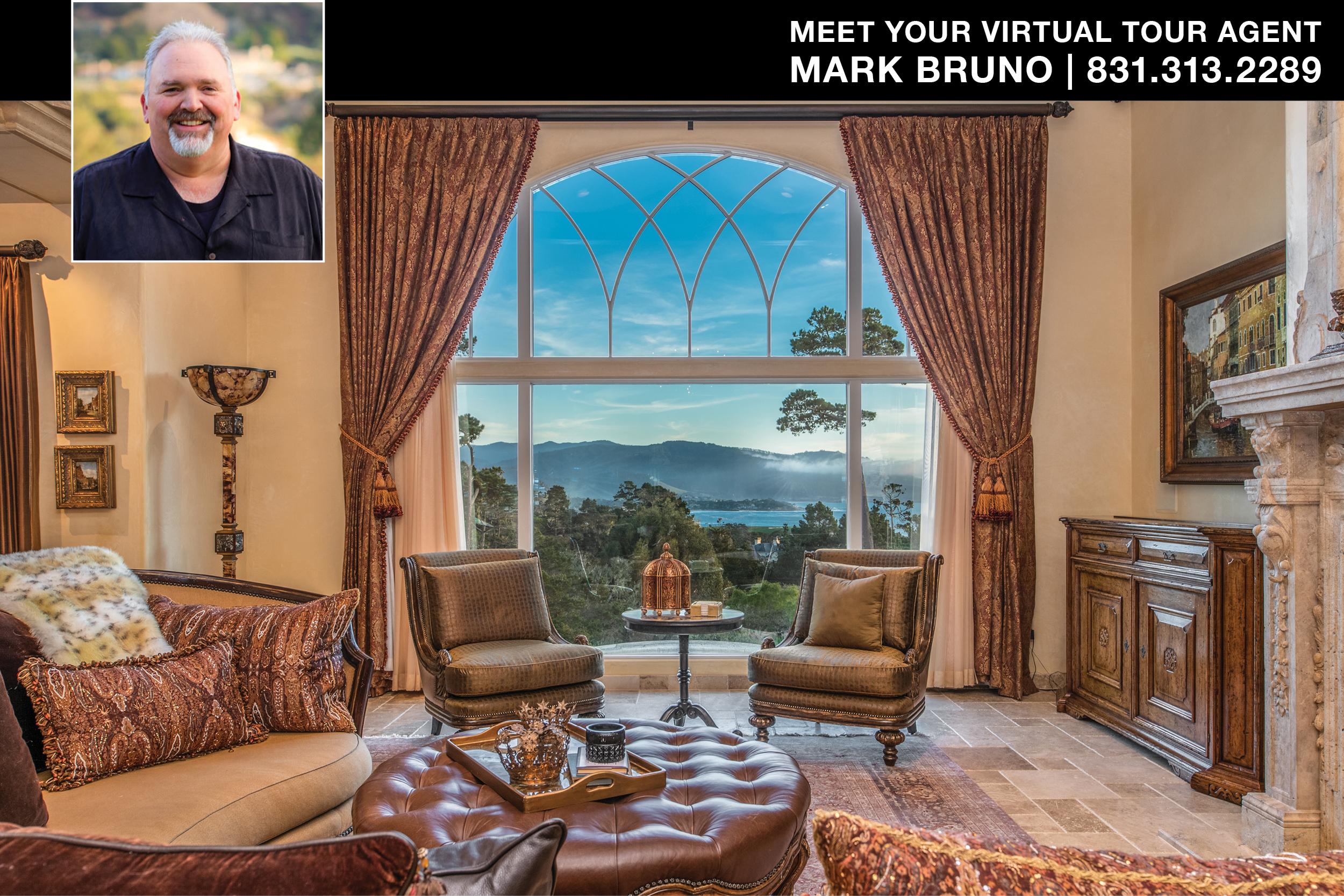 Pebble Beach Luxury Home for sale