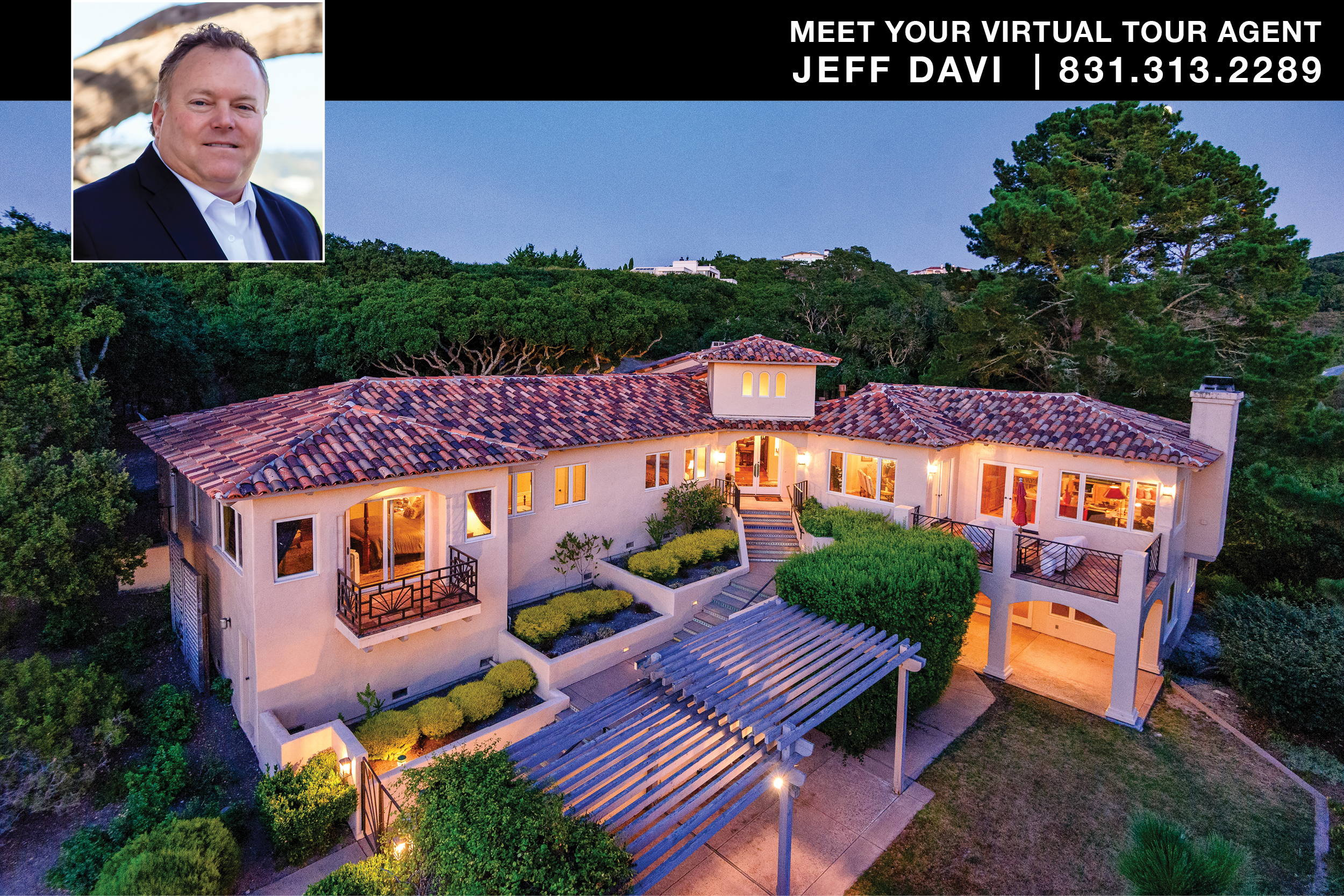 Monterey Luxury Real Estate for sale