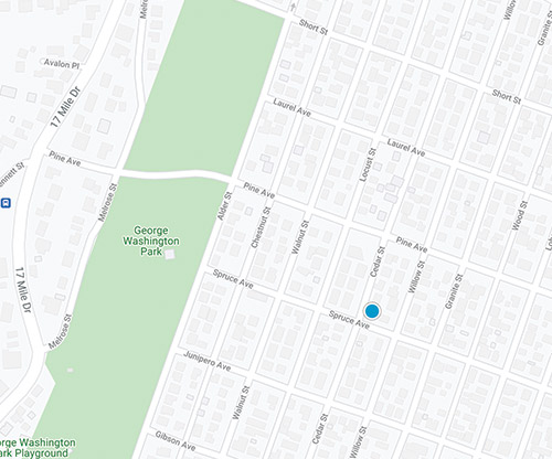 washington park mls map search