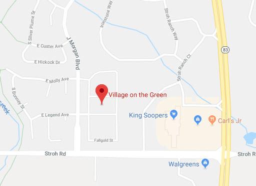 Village on the Green Google Maps