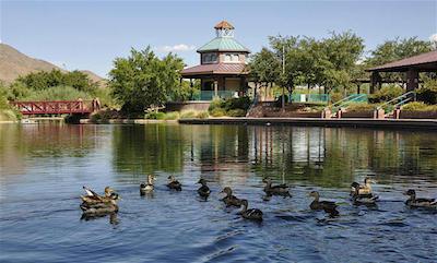 Anthem Lake