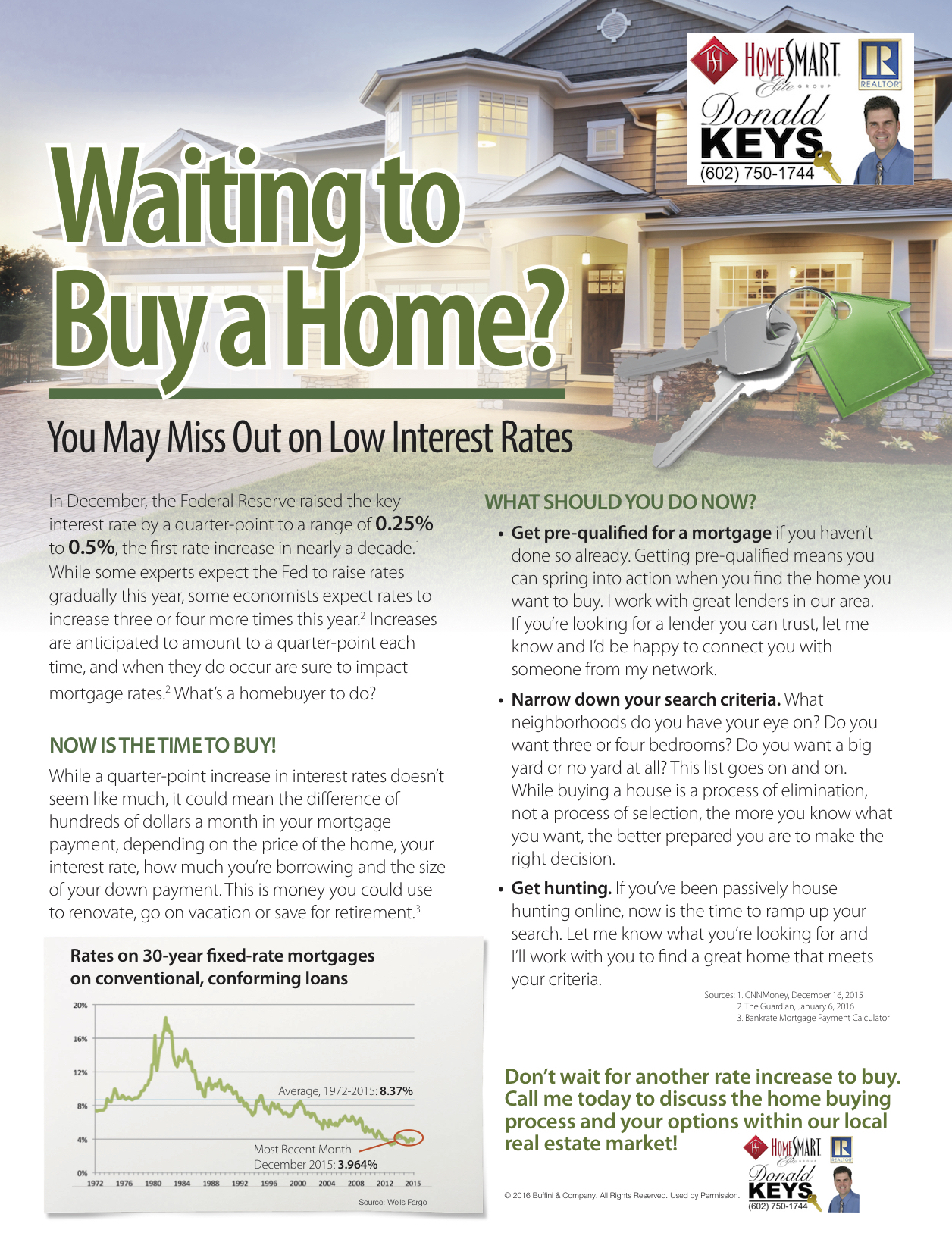 Waiting To Buy A Home
